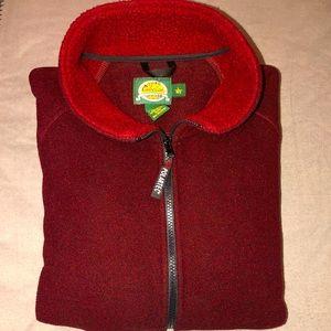 Cabellas fleece full zip (L)